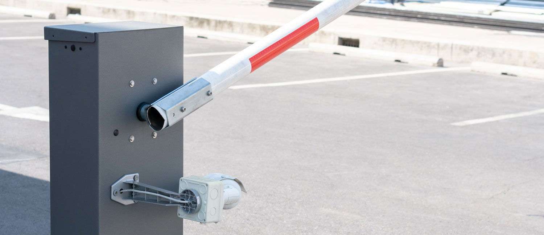 Funcionamiento de las cámaras con lector de matrículas para parking